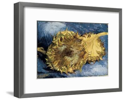 Sunflowers-Vincent van Gogh-Framed Art Print