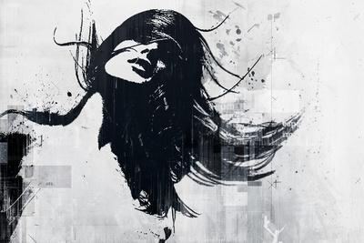 Closer-Alex Cherry-Stretched Canvas Print