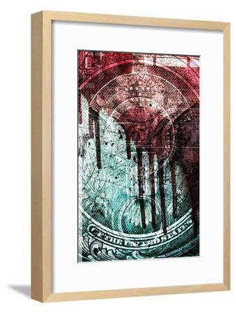 Cold Cash-Alex Cherry-Framed Art Print
