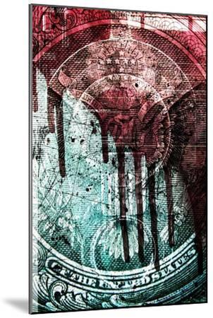 Cold Cash-Alex Cherry-Mounted Art Print