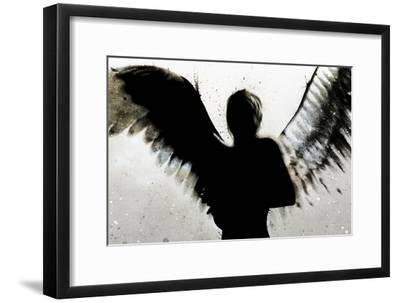 Heaven in Her Arms-Alex Cherry-Framed Art Print