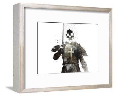 Hellbound-Alex Cherry-Framed Premium Giclee Print