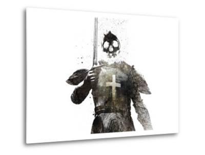Hellbound-Alex Cherry-Metal Print