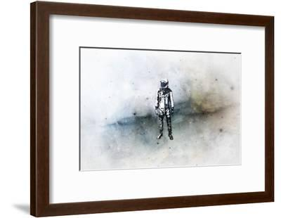 The Voyager-Alex Cherry-Framed Art Print
