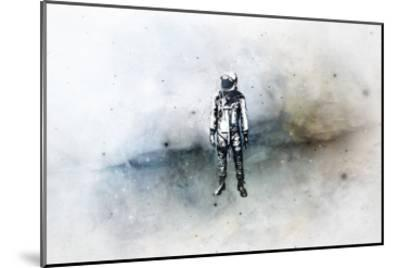 The Voyager-Alex Cherry-Mounted Art Print