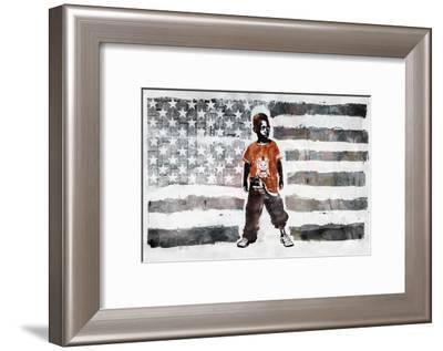 Time to Pretend-Alex Cherry-Framed Art Print
