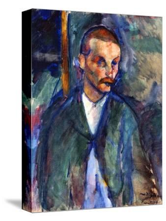 The Beggar of Livorno, August 1909-Amedeo Modigliani-Stretched Canvas Print