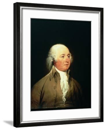 Portrait of John Adams, C.1793-John Trumbull-Framed Giclee Print