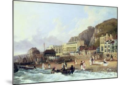 View of Ramsgate-Richard Hume Lancaster-Mounted Giclee Print