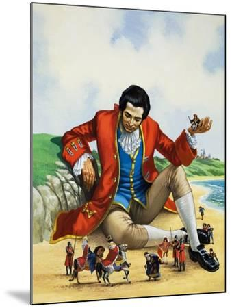 Gulliver's Travels-Nadir Quinto-Mounted Giclee Print