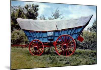 Conestoga Wagon-American School-Mounted Giclee Print