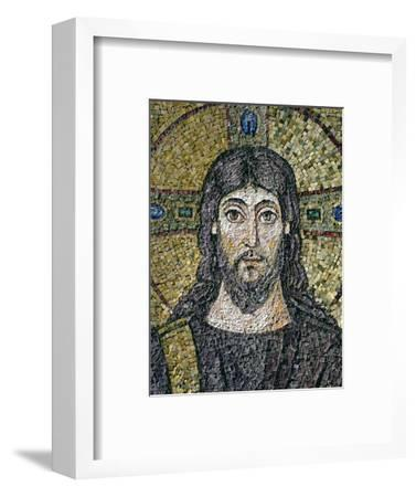 The Face of Christ-Byzantine School-Framed Premium Giclee Print