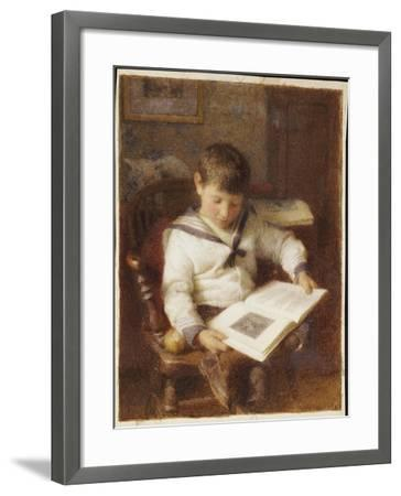 The Picture Book-Esther H. Jones-Framed Giclee Print