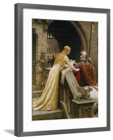 God Speed, 1900-Edmund Blair Leighton-Framed Giclee Print