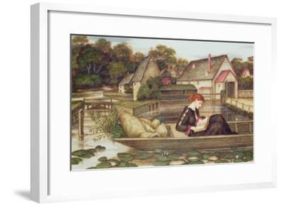 The Mill-John Roddam Spencer Stanhope-Framed Giclee Print