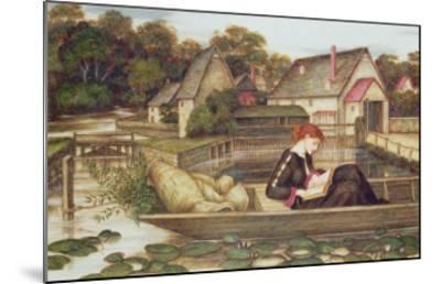 The Mill-John Roddam Spencer Stanhope-Mounted Giclee Print