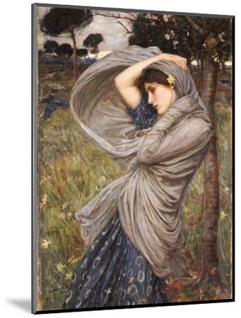 Boreas, 1903-John William Waterhouse-Mounted Premium Giclee Print