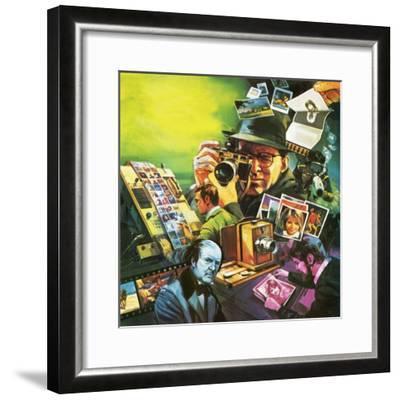 Photography-English School-Framed Giclee Print