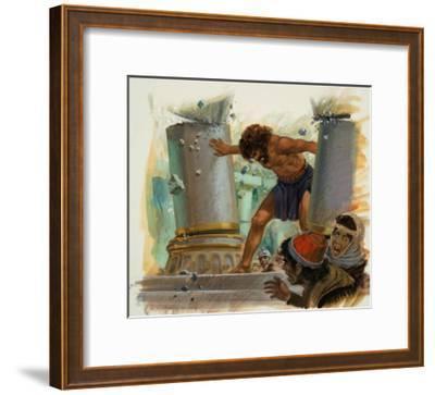 Samson-Andrew Howat-Framed Giclee Print