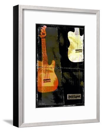 Folkit GOOD I-Pascal Normand-Framed Art Print