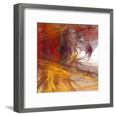 Illusion I-Jean-Fran?ois Dupuis-Framed Art Print