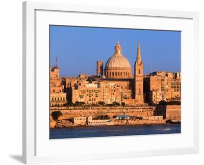 St Pauls Cathedral-Jean-pierre Lescourret-Framed Photographic Print