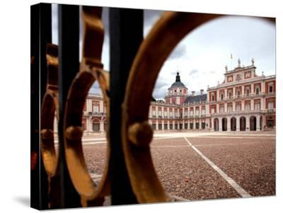 Royal Palace of Aranjuez-Bruce Bi-Stretched Canvas Print