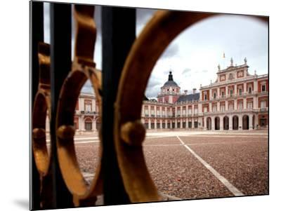 Royal Palace of Aranjuez-Bruce Bi-Mounted Photographic Print