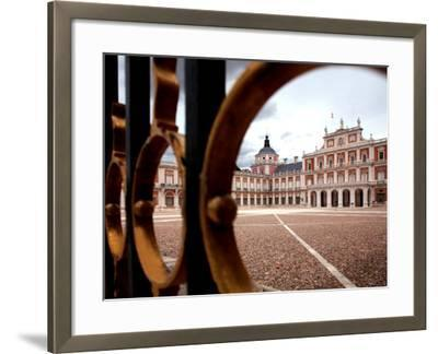 Royal Palace of Aranjuez-Bruce Bi-Framed Photographic Print
