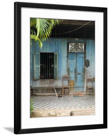 Old Shophouse-Austin Bush-Framed Photographic Print