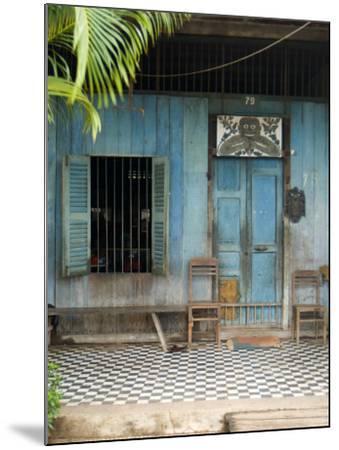 Old Shophouse-Austin Bush-Mounted Photographic Print