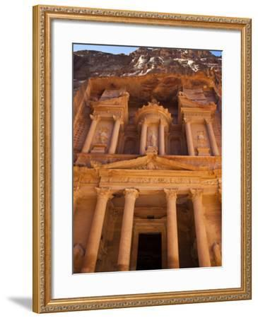 The Treasury-Richard l'Anson-Framed Photographic Print