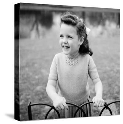 Sugar and Spice-Chaloner Woods-Stretched Canvas Print