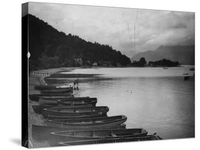 Loch Lomond--Stretched Canvas Print