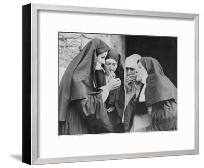 Dirty Habit--Framed Premium Photographic Print