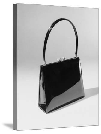 Harrods Handbag-Chaloner Woods-Stretched Canvas Print