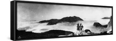 Lost to the World, 1909-Asahel Curtis-Framed Stretched Canvas Print