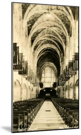 Cadet Chapel, West Point, New York--Mounted Art Print