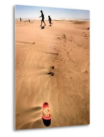 Shoremob-Craig Satterlee-Metal Print
