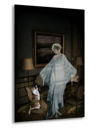 Lady Dorothy-Lydia Marano-Metal Print