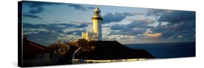 Lighthouse at the Coast, Broyn Bay Light House, New South Wales, Australia--Stretched Canvas Print