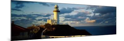 Lighthouse at the Coast, Broyn Bay Light House, New South Wales, Australia--Mounted Photographic Print