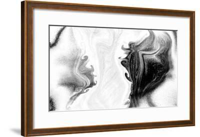 Nirvana: The Fossil Mysteriously Changes Shape Every Night-Masaho Miyashima-Framed Giclee Print