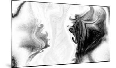 Nirvana: The Fossil Mysteriously Changes Shape Every Night-Masaho Miyashima-Mounted Giclee Print