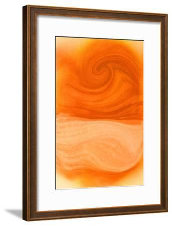 Nirvana: The Flower in the Garden Decides Today's Weather-Masaho Miyashima-Framed Giclee Print
