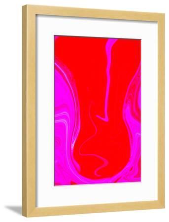 Nirvana: It Becomes Passionate Red at a Certain Time-Masaho Miyashima-Framed Giclee Print