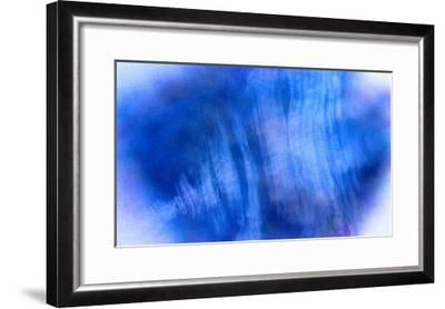 Nirvana: It Is the Space Between Emptiness and the Sea-Masaho Miyashima-Framed Giclee Print