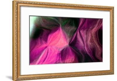 Nirvana: The Violet Flower Like a Big Window-Masaho Miyashima-Framed Giclee Print