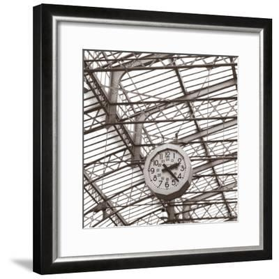 Gare De L'Est, Paris, France-Jon Arnold-Framed Photographic Print