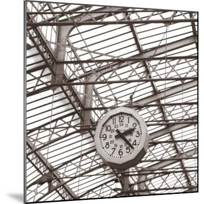 Gare De L'Est, Paris, France-Jon Arnold-Mounted Photographic Print
